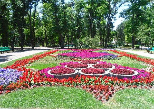 Парк Штефана чел Маре в Кишинёве