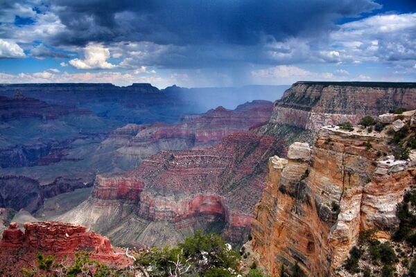 Природные достопримечательности США с фото и описанием - Гранд-Каньон