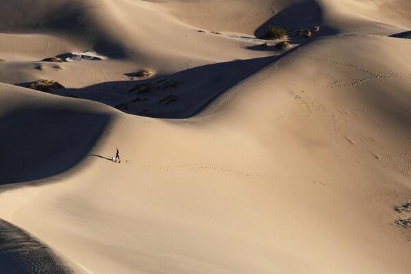 Природные достопримечательности США с фото и описанием - Долина смерти