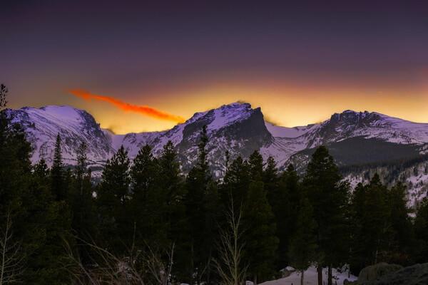 Природные достопримечательности США с фото и описанием - Скалистые горы