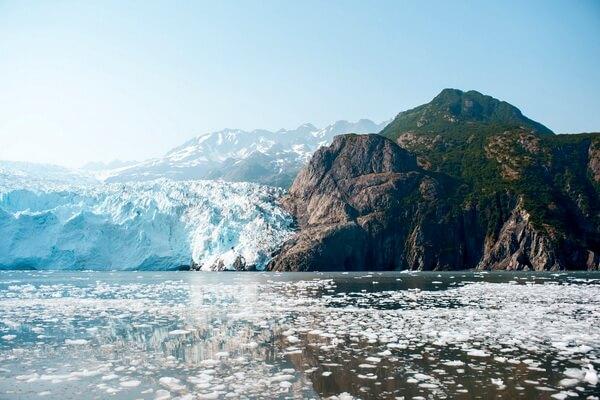 Природные достопримечательности США с фото и описанием - Национальный парк Кенай-Фьордс