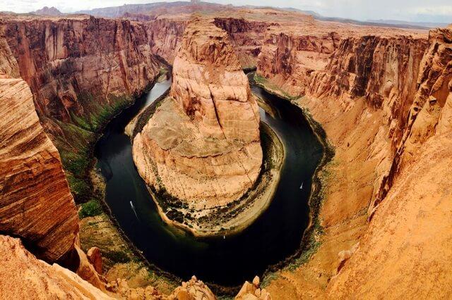 Природные достопримечательности США - самые знаковые пейзажи с фото и описанием