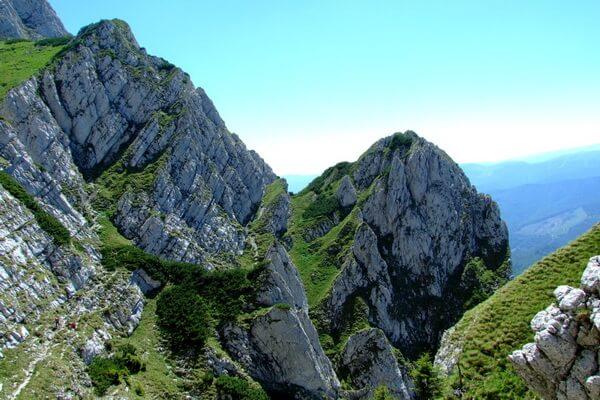 Достопримечательности Трансильвании - Национальный парк Пьятра-Крайулуй