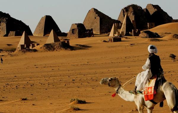 Загадочные пирамиды Судана
