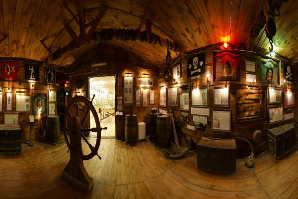 Музей пиратов в Нассау, Багамские острова