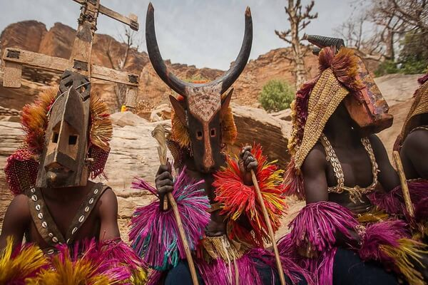 Уникальные знания африканского племени догоны