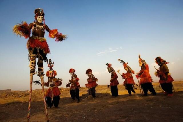 Племя догонов в Африке и их уникальная культура и знания