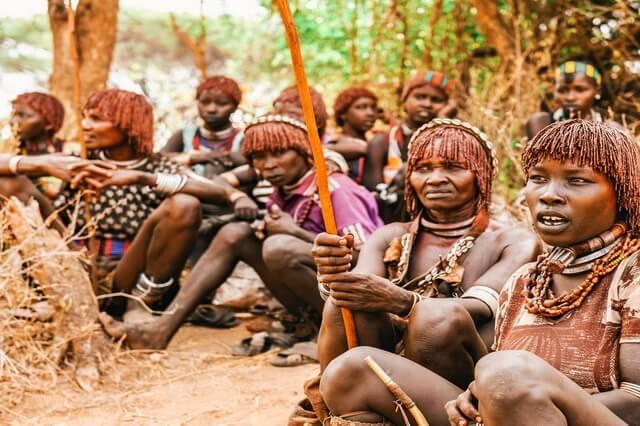Племя хамер в Эфиопии - быт, культура и традиции