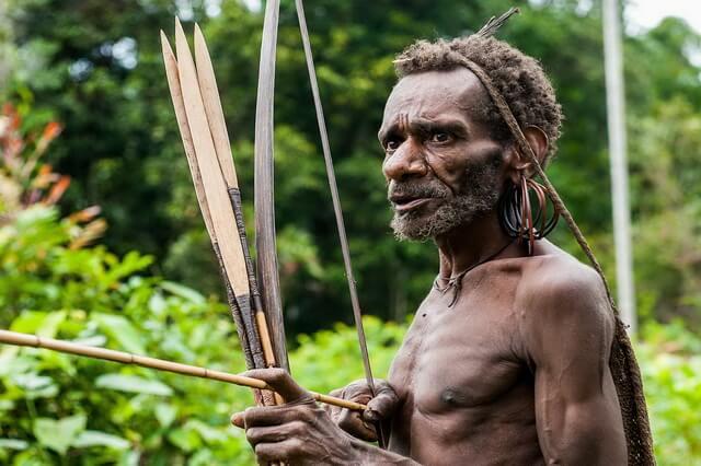 Племя короваи - быт, традиции, обычаи