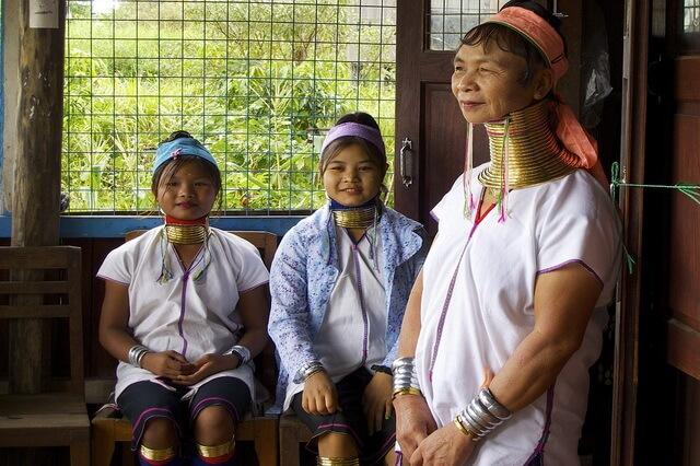 Племя падаунг - уникальная культура, традиции и обычаи народа Мьянмы