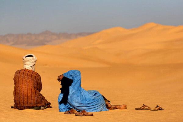 Туареги в Африке - история племени