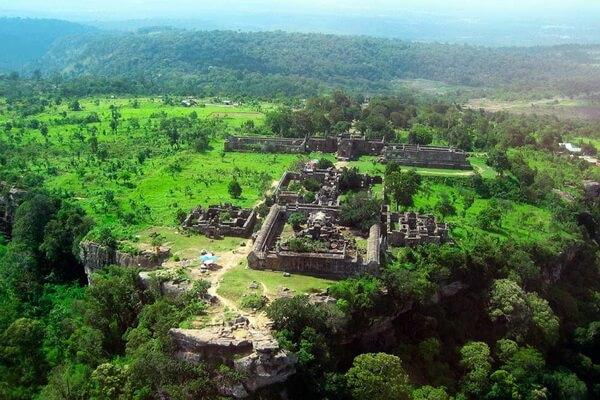 Храм Прэахвихеа в Камбодже - как добраться