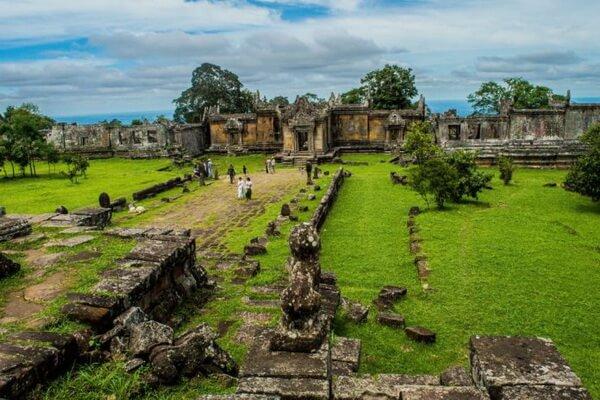 Прэахвихеа в Камбодже