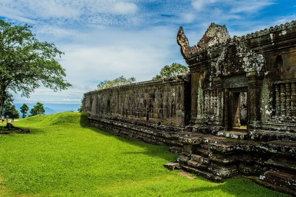 Уникальность храма Прэахвихеа