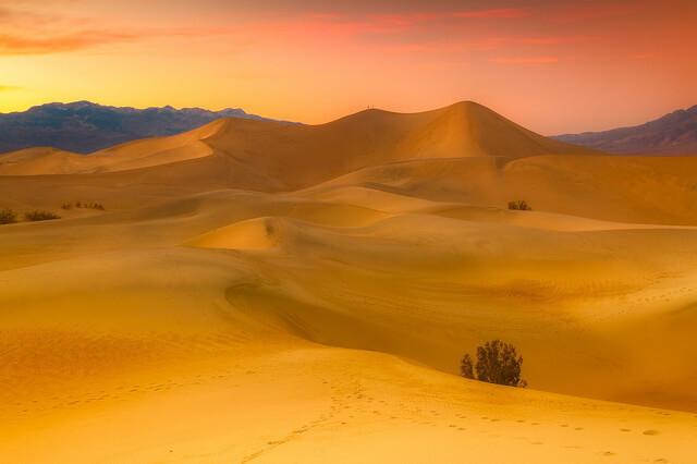Природные достопримечательности пустыни - основные чудеса природы пустынных просторов