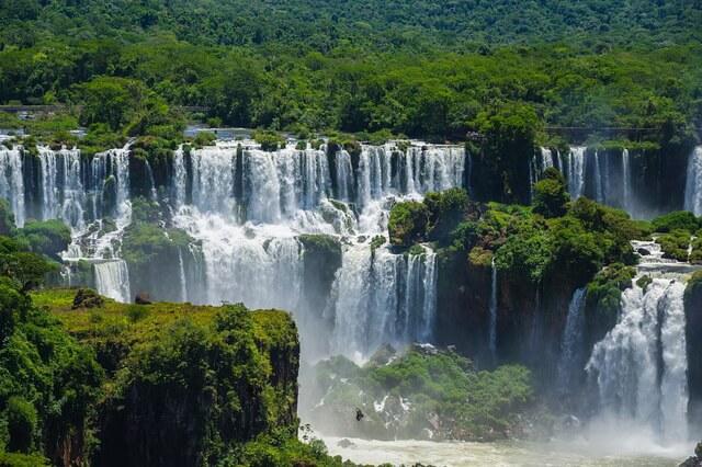 Природные достопримечательности Бразилии - фото, названия, описание чудес природы страны
