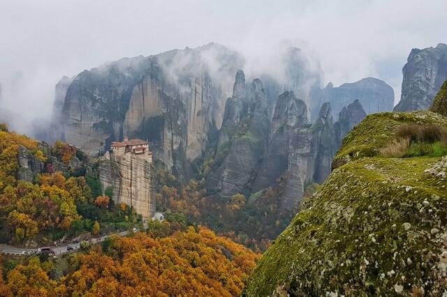Природные достопримечательности Греции - фото, названия, описание чудес природы страны