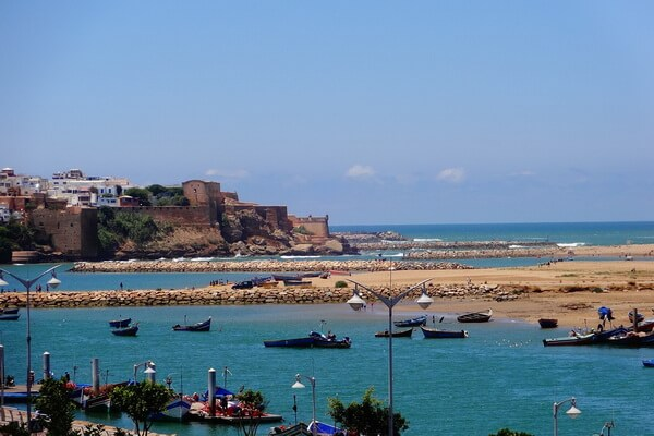 По следам пиратов - Рабат в Марокко