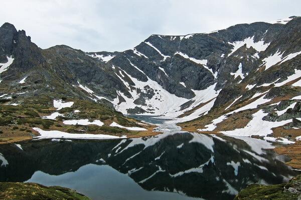 Рильские озёра Болгарии - легенда и реальная история их возникновения