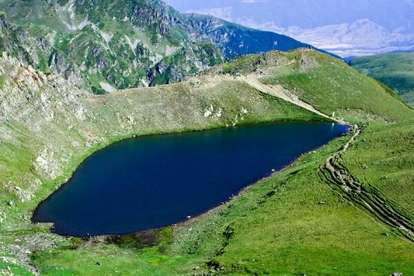 Семь Рильских озёр Болгарии с фото и названиями - Сылзата или Слеза