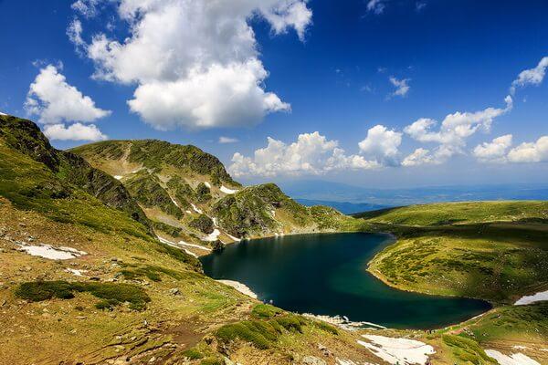 Семь Рильских озёр Болгарии с фото и названиями - Быбрека или Почка