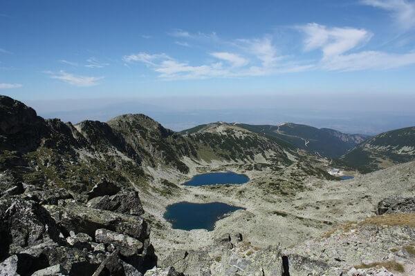 Семь Рильских озёр Болгарии с фото и названиями - Близнака или Близнец