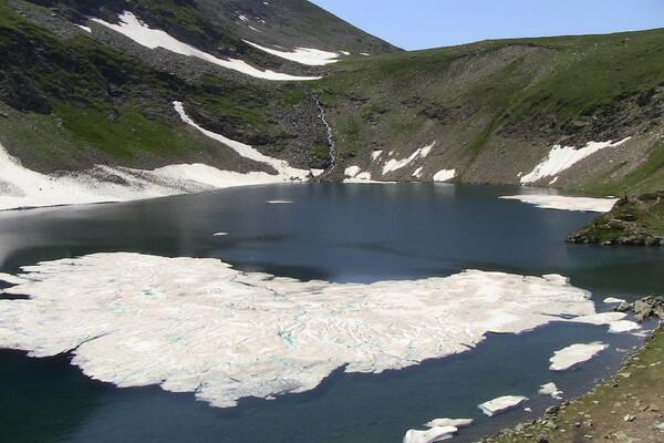 Семь Рильских озёр Болгарии с фото и названиями - Трилистник