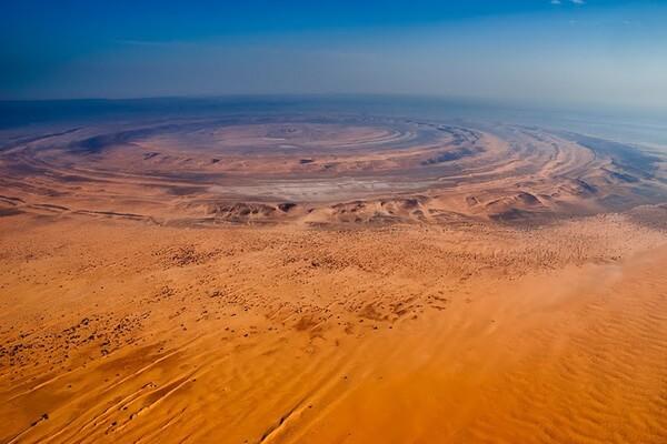 Структура Ришат в Мавритании