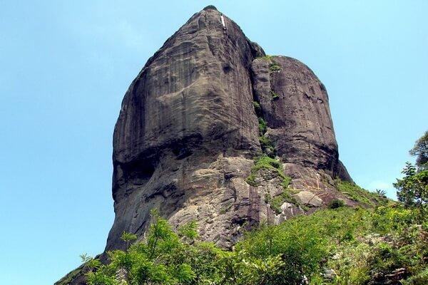 Лики на скалах - Педра-да-Гавеа