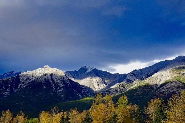 Золотая лихорадка в Скалистых горах Северной Америки