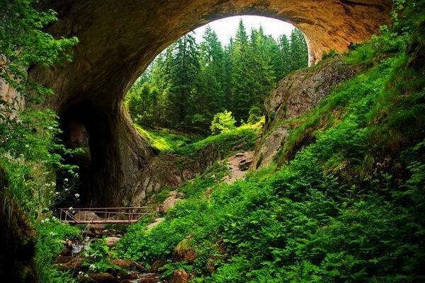 Горы Родопы и их достопримечательности - Чудесные мосты