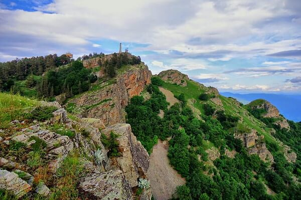 Скалолазание в Родопах - Милеви Скали
