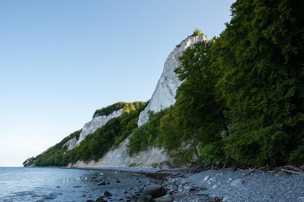 Достопримечательности острова Рюген