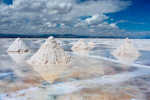 Интересные факты про солончак Уюни в Боливии