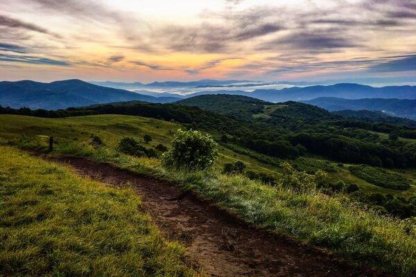 Самые длинные тропы мира - Аппалачская тропа, США (3508 км)