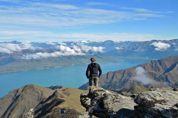 Самые длинные тропы мира - Те-Арароа, Новая Зеландия (3000 км)