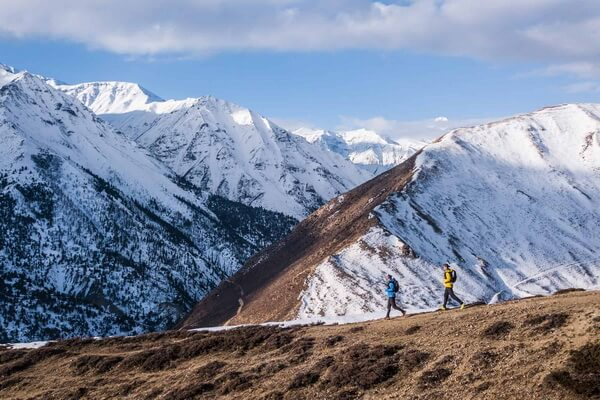 Самые длинные тропы мира - Великая Гималайская тропа, Непал (1700 км)