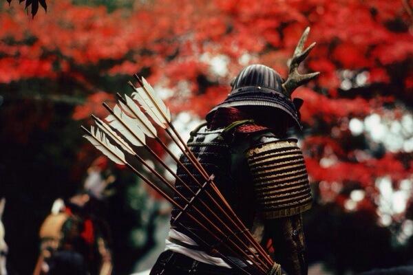 Самураи - самые интересные факты об японских воинах