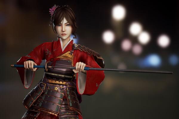 Онна-бугэйся - женщины-самураи Японии