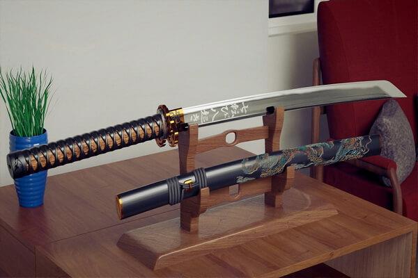 Катана – самурайский меч