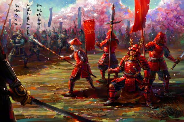 Кодекс бусидо - интересные факты о самураях