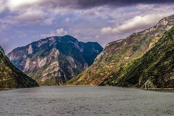 Самые длинные реки Азии с фото и описанием - Янцзы (6300 км)