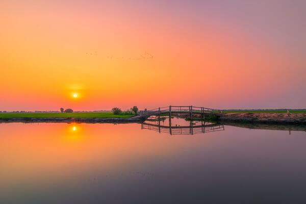 Самые длинные реки Азии с фото и описанием - Меконг (4350 км)