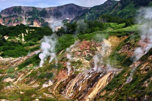 Самые красивые долины с фото и описанием - Долина гейзеров в России