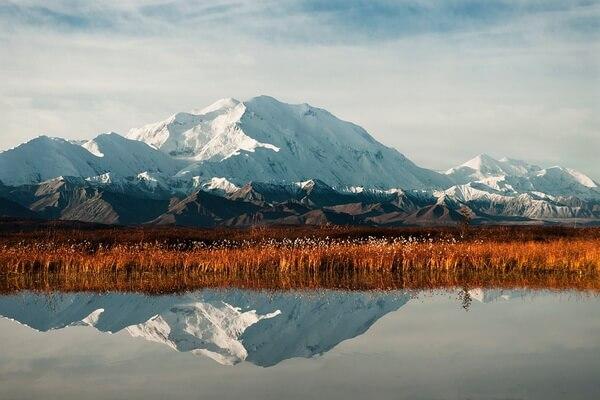 Самые красивые горы в мире с фото и описанием - Денали в США