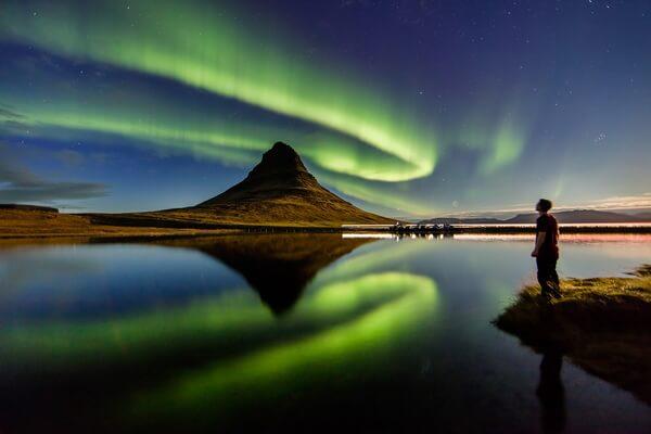 Самые красивые горы в мире с фото и описанием - Киркьюфетль в Исландии