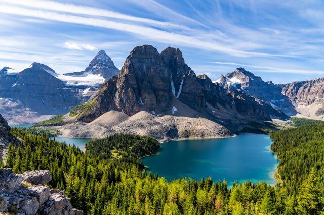Самые красивые горы в мире - фото, названия, описание