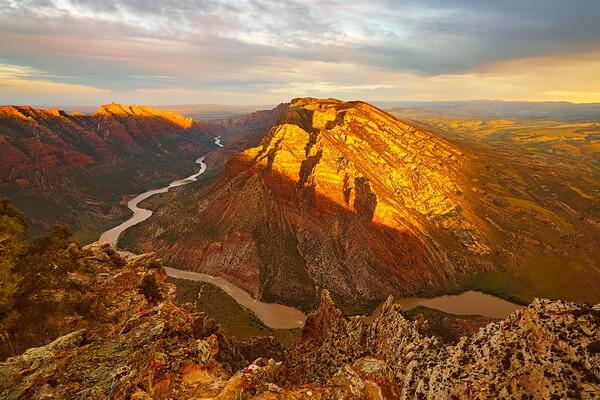 Самые красивые каньоны мира с фото и описанием - Медный каньон Мексики