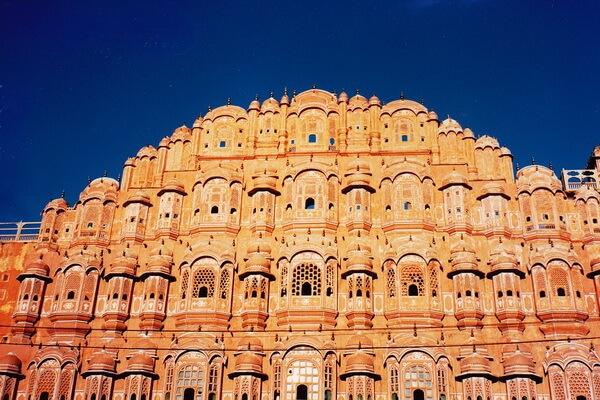 Самые красивые места Индии с фото и описанием - Дворец Хава-Махал