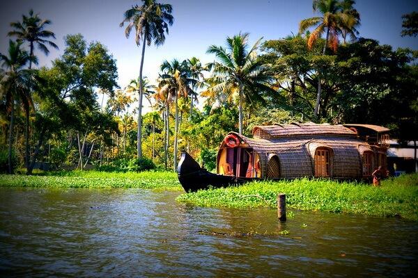 Самые красивые места Индии с фото и описанием - Керала